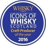Icons of Whisky Logo