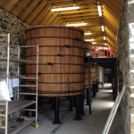 Construction of Ballindalloch Distillery